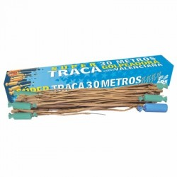Traca Valenciana Golpeadora 30 m.