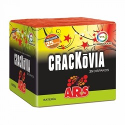 Batería Crackovia