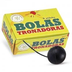Bolas Tronadoras