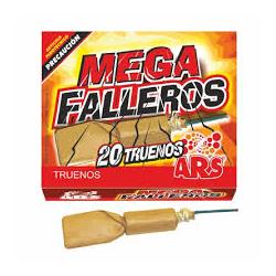 20 Megafalleros