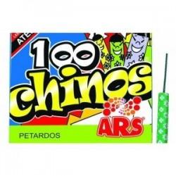 100 chinos