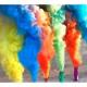 Tubo de Humo de color Gran intensidad