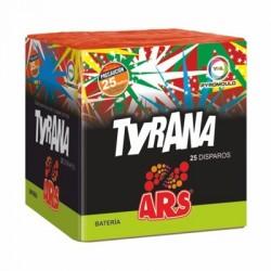 Batería Tyrana