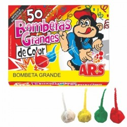 Bombetas Grandes (50)