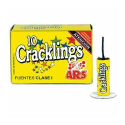 10 Fuente Craklings