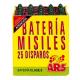 Batería 100 Silbatos