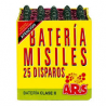 Batería 25 Misiles