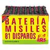 Batería 81 Misiles